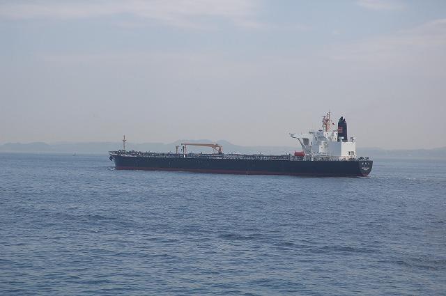 10万トンタンカー