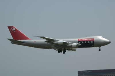 Northwest  Airlines Cargo 747-200F