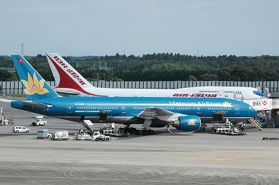 エアーインディアとベトナム航空