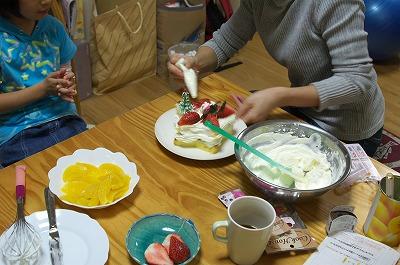 クリスマスケーキ03