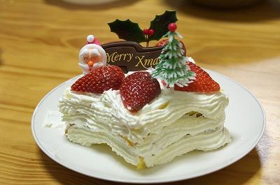 クリスマスケーキ04