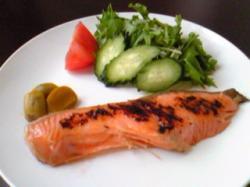 鮭粕漬け1