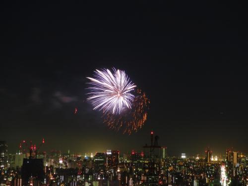 2009隅田川花火大会1