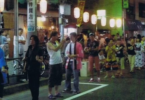 盆踊り大会1-4