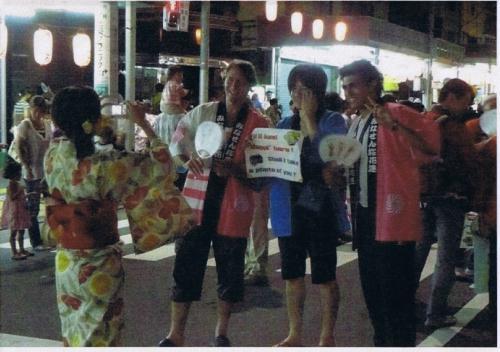 盆踊り大会1-5
