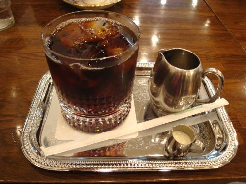 バッハのアイスコーヒー