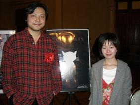 イン・リャンin大阪アジアン映画祭