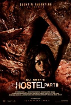 ホステル2の怖いポスター