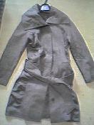 ハーフロングのコート