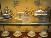 ウィーン館の食器1
