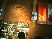 上野駅前HARD_ROCK_CAFE