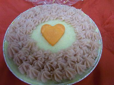 ソラ 誕生日ケーキ