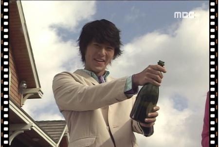 シャンパンいかが?4