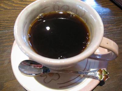 コーヒーb@びさろ