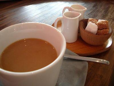 コーヒー@CAFEDANERROOM