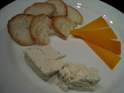 チーズ盛@ワインダイニングK