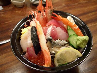 海鮮丼桂島@海風土