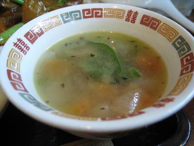 スープ@木人軒