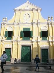 012マカオ セントドミニコ教会