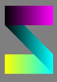 GL_LINE_STRIP 幅64ピクセル シミュレータ