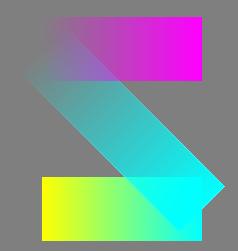 GL_LINE_STRIP GL_LINE_SMOOTH 幅64ピクセル シミュレータ