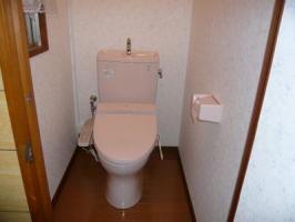 P1000182トイレ完成