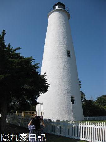 オクラコーク灯台