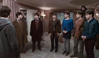 ハリー・ポッターと死の秘宝 PART1<日本語吹替版>-1