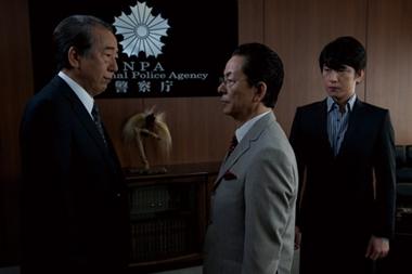 相棒-劇場版II-警視庁占拠!特命係の一番長い夜-1