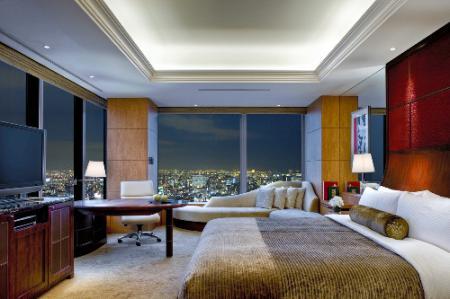 「シャングリ・ラ ホテル東京」の部屋 一泊百万円