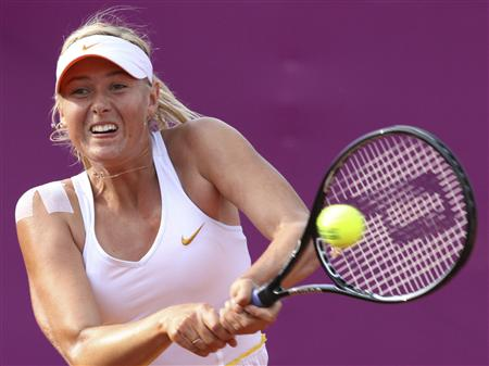 ワルシャワ・オープンで復帰したマリア・シャラポワ
