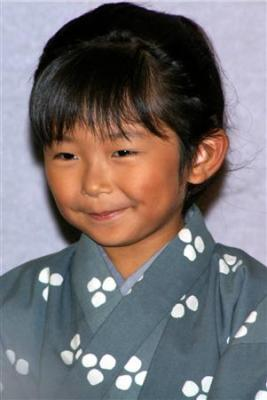 NHK大河ドラマ「天地人」。直江兼続の幼少期を演じる加藤清史郎