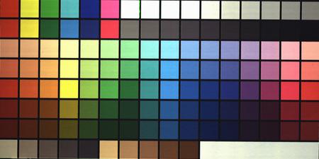 カラー画像