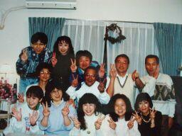 2010直美・クリスマス会集合写真