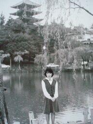 2010直美・高校生猿沢の池