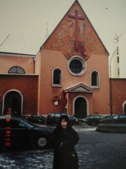 2010直美・ウィーン直ちゃん教会