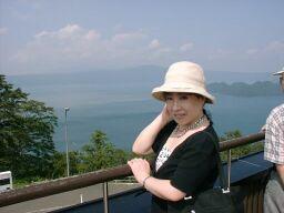2010直美・東北旅行十和田湖