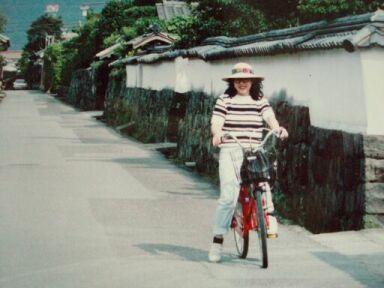 2010直美・萩津和野萩市内サイクリング