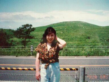 2010直美・萩津和野草原直美