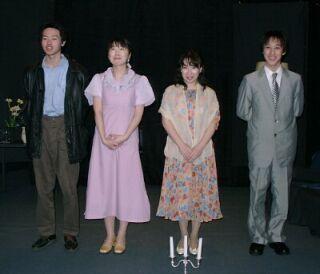 2010直美・芝居同期生4人