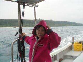 ボートコート八重丸直美