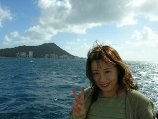 2010直美・ハワイ海上ピース