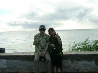 2010直美・ハワイワイキキふたり