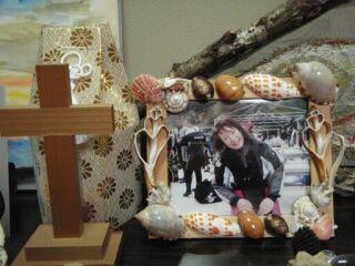 2010直美・貝殻細工祭壇