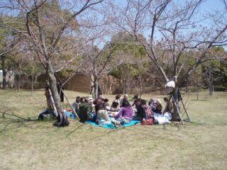 20110405高塚公園花見