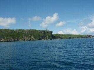 20100914サシバ沖の海