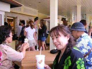 2010直美・ハワイオプションジュース