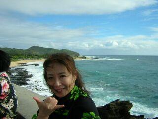 2010直美・ハワイオプション海岸