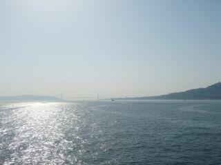 神戸コンチェルト明石海峡大橋