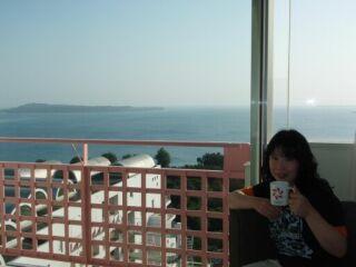 20100512ホテルにて